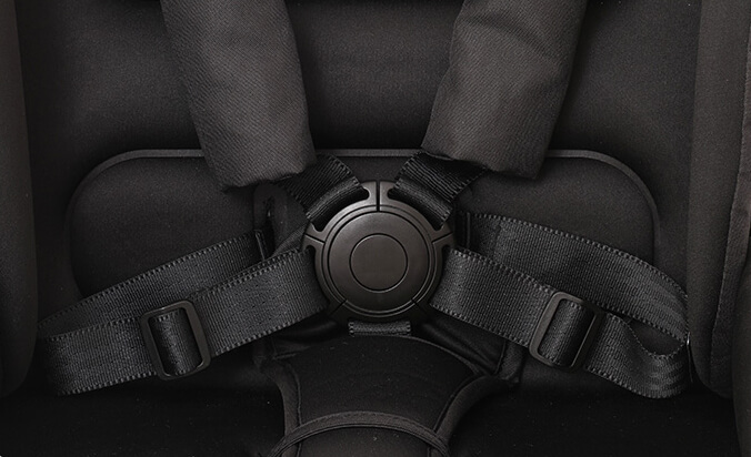 Kinderwagen Veiligheid Gordel