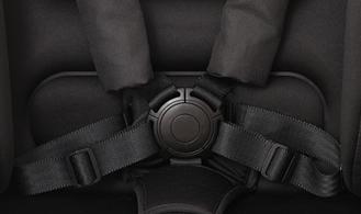3-in-1 Kinderwagen Veiligheidsgordel